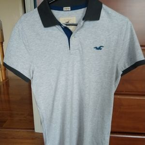 Hollister men's small polo